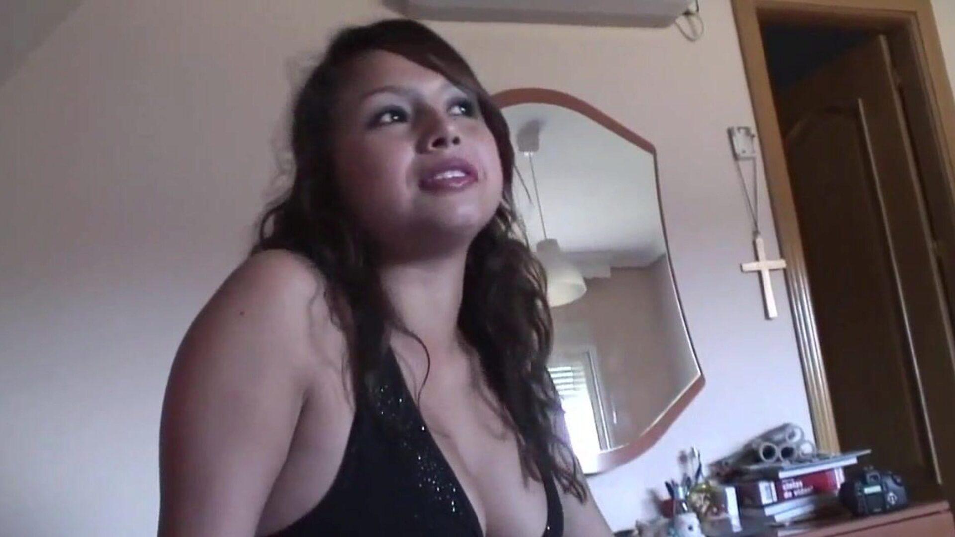 Bbw mature latina